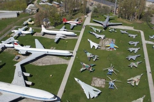 State-Aviation-Museum-of-Ukraine-Kiev
