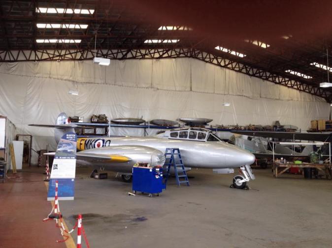 Air Atlantique Gloster Meteor 1